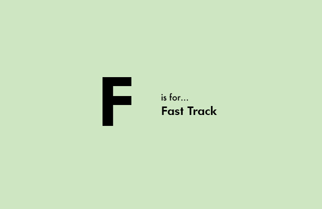 A-Z of Flooring – F is for Fast Track