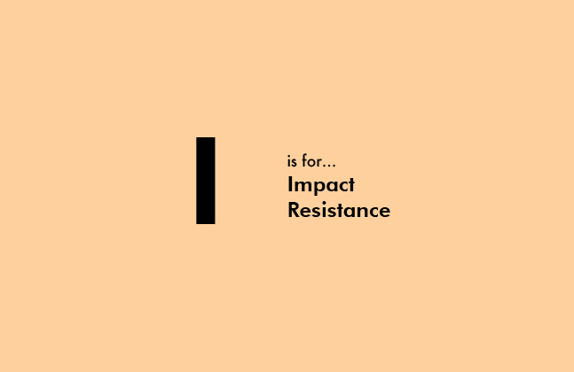 A-Z of Flooring – I is for Impact Resistance