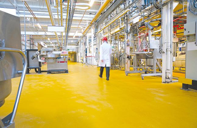Meet Flowcrete UK at Manufacturing & Supply Chain 2017 Header Images