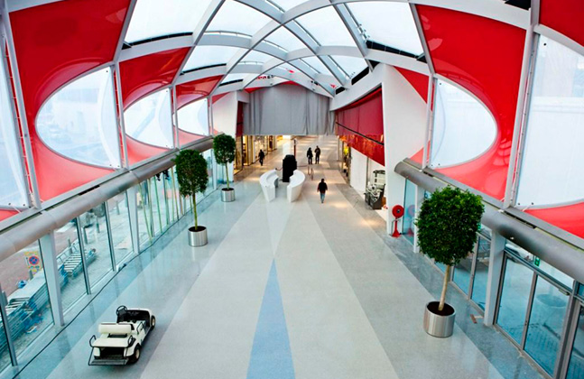 Transforming Shopping Centre Environments From Top to Bottom3
