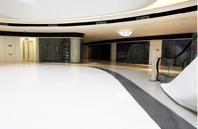 Transforming Shopping Centre Environments From Top to Bottom