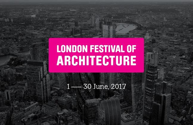 London's Festival of Architecture Returns