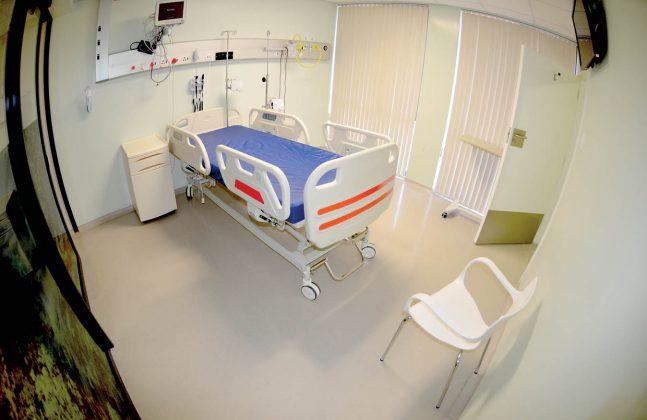 Patient Room Flooring