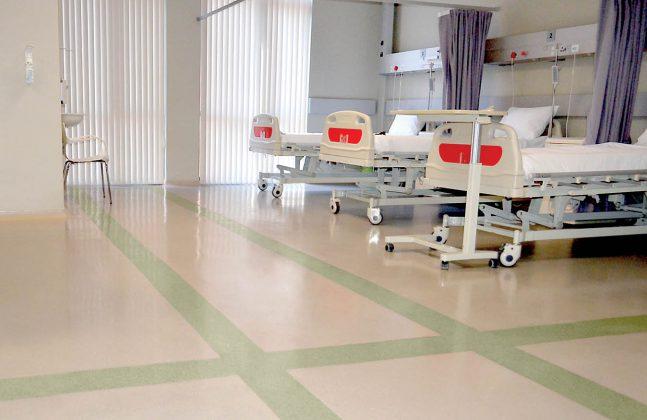 Hospital Ward Flooring
