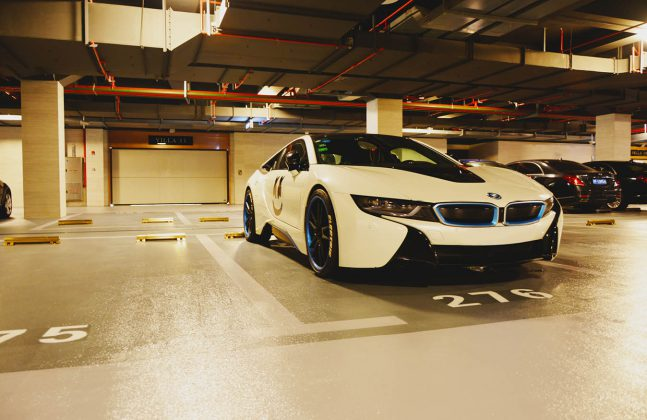 Creating Great First Impressions with Contemporary Car Park Coatings