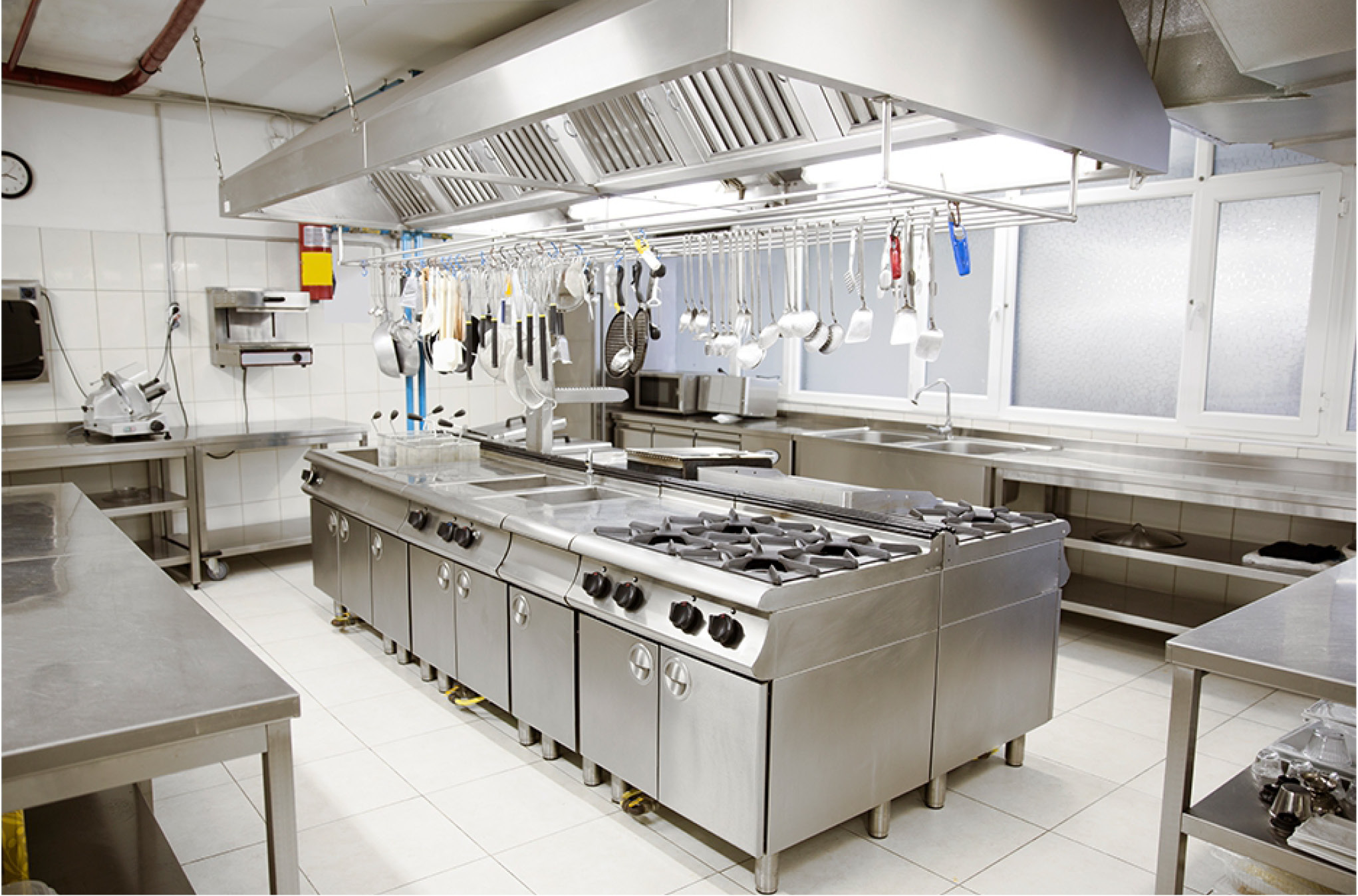 Commercial Kitchen Flooring Costs Save money without cutting ...